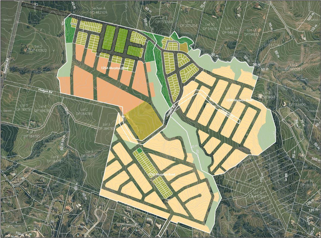 Vista Estate Master Plan